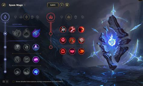 Are you lost with the new runes? I created preset pages