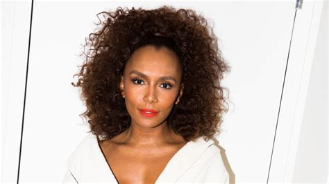 Janet Mock Getting Ready for the Prabal Gurung Fall 2018