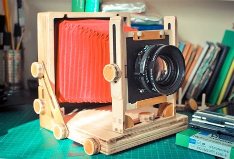 The Intrepid 4x5 Camera - An Affordable Large Format