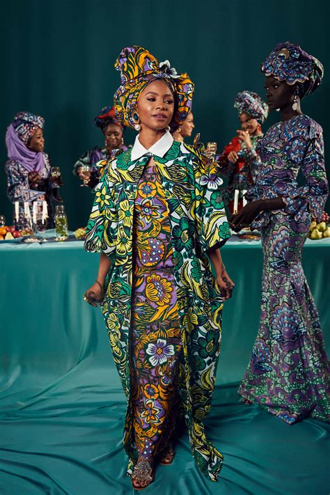 Contemporary ease - African Fashion lookbook   African styles