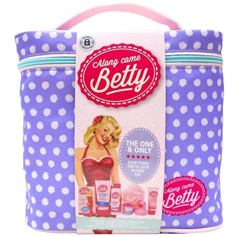 Along Came Betty The One & Only Bag Gift Set - Tesco Groceries