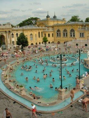 Széchenyi Bad - Budapest Bäder - Thermalbad in Budapest