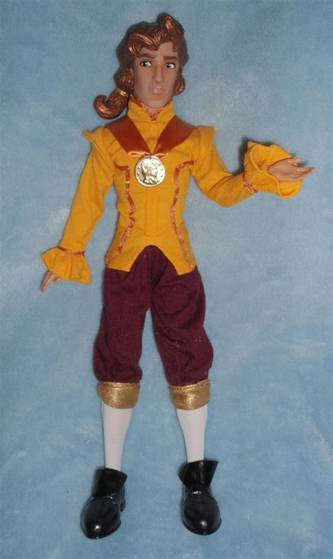 """John Rolfe from Pocahontas 2 12"""" Doll!!"""