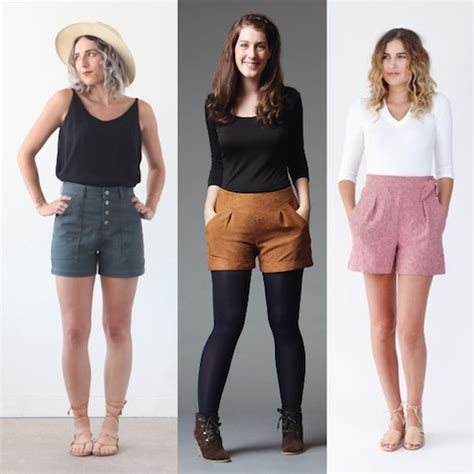 Shorts: When It's Too Hot to Wear Anything Else