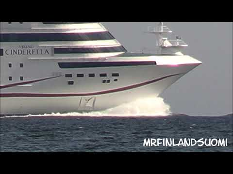 Viking Line Cinderella ferry review and ship guide