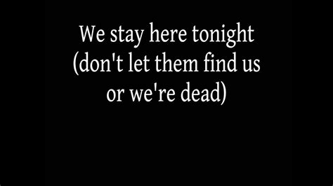 Escape The Fate - The Guillotine HD ( with Lyrics on