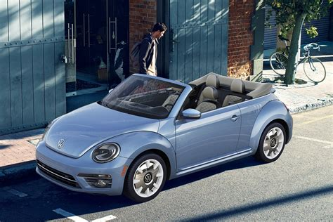 2019 Volkswagen Beetle Final Edition Officially Revealed