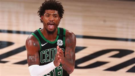 Cedric Maxwell Lists Marcus Smart Among Best Defenders In