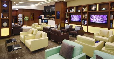 Airport Lounges that you can't miss in Abu Dhabi