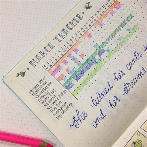 9 Best Bullet Journal Habit Trackers You Have to See Now!