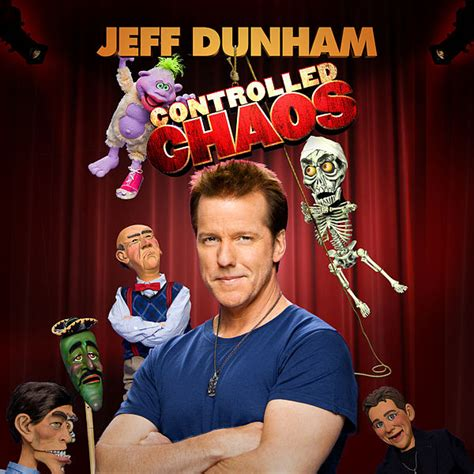 Walter's Wife, Amsterdam by Jeff Dunham