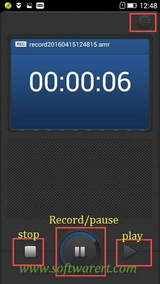 How to record sound using Lenovo mobile phone? – Software