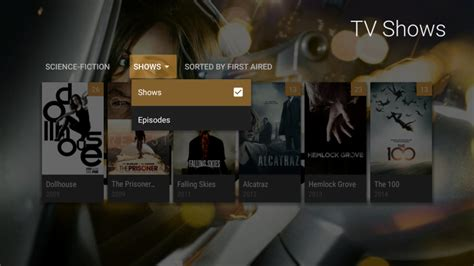 Plex for Android gets big Material Design overhaul