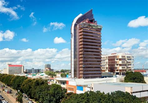 Building Obsession: Society House, Lusaka- Zambia - Real