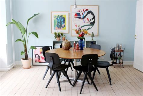 my scandinavian home: Home Tour: How to Add Colour, The