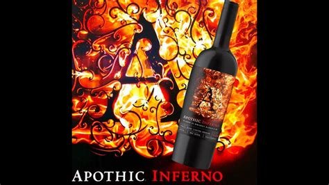 Apothic Inferno Wine Review - YouTube