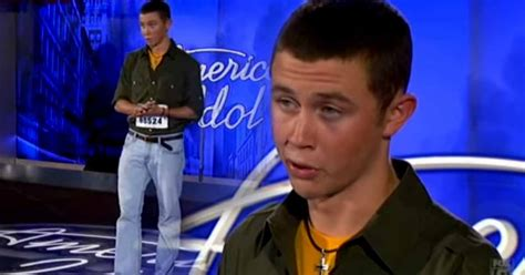 """A Throwback: 16-year-old Scotty McCreery Singing """"Your Man"""