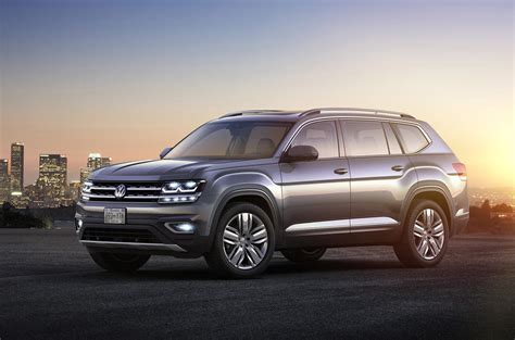 Volkswagen Atlas could come to Europe   Autocar