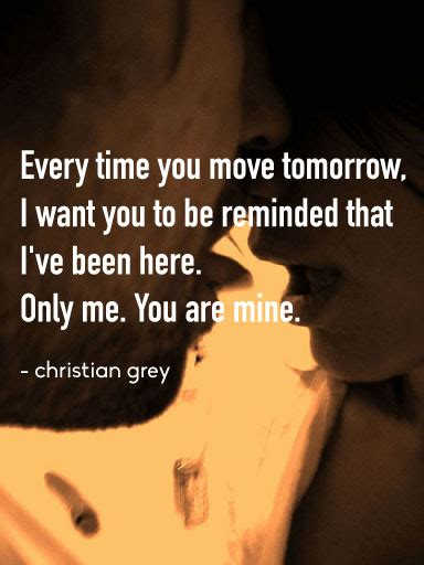 Sexy Quotes From Fifty Shades Of Grey