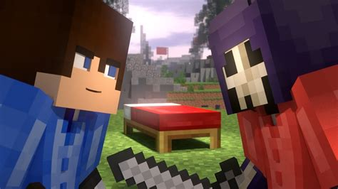 Bed Wars: Part 1 (Minecraft Animation) [Hypixel] - YouTube