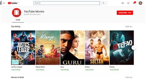 Top 10 Websites to Watch and Download New Bollywood Movie