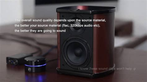 Swans m50w, fiio e10k - looks review and sound test - YouTube