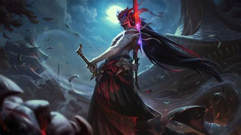 League of Legends Yone champion, brother to Yasuo, arrives