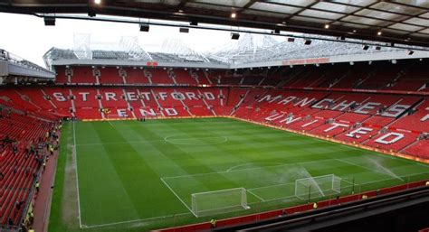 OLD TRAFFORD: HOME OF MANCHESTER UNITED – Most Famous
