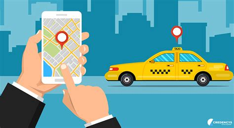 On-demand Taxi Apps Address The Challenges Of Offline Cab
