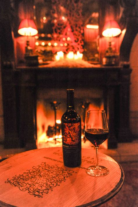 Apothic Inferno: New Red Blend Aged in Whiskey Barrels