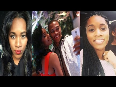 """NBA Love: She Said """"YES""""- Russell Westbrook Proposes To"""