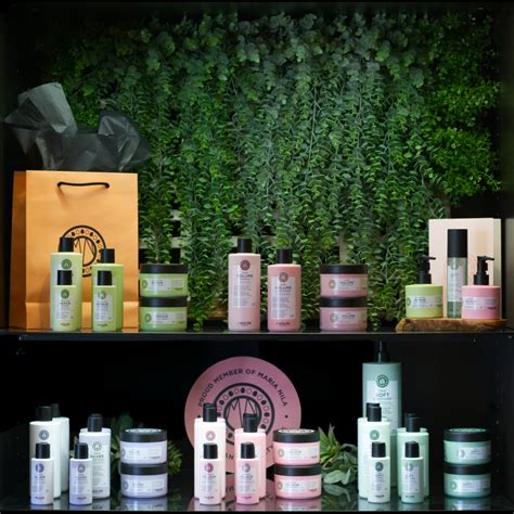 Maria Nila - Oliver's New Vegan Hair Products   Oliver's