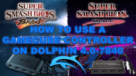 How To Use A Gamecube Adapter On Pc - Adapter View