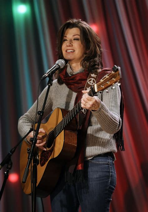 Concert review   Amy Grant: Old-Fashioned Grant Concert