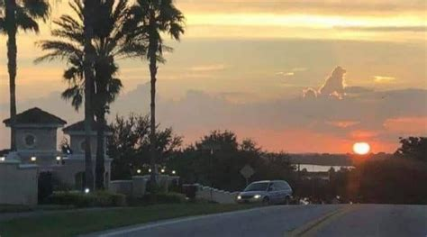 Dog-Shaped Cloud In The Sky Serves As Proof That All Dogs