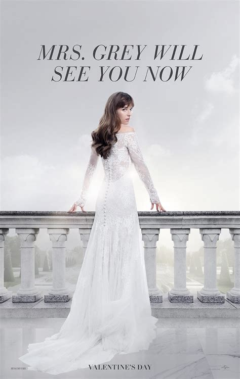 'Fifty Shades Freed' Wedding Featured in New Teaser