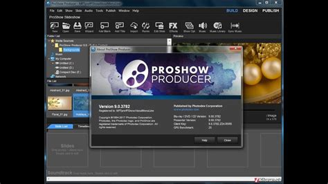 Xin key proshow gold 9 | ProShow Gold 9