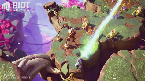 Project F - New co-op game from Riot Games takes place on