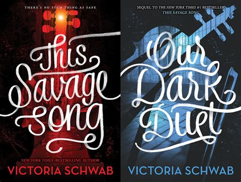 Series Review: Monsters of Verity duology by Victoria Schwab