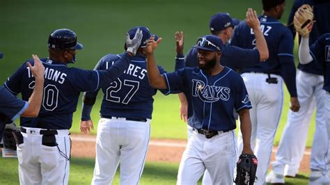 Rays Make MLB History With Two More Home Runs In Game 2