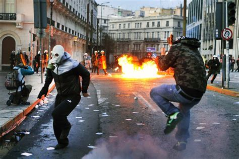 EU Faces Highest Social Unrest, Strikes and Riot Risk in World