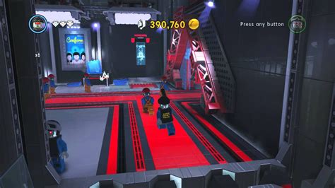 The LEGO Movie Video Game - Robo SWAT (Laser and Armor