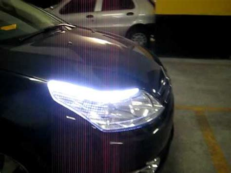 C4 Pallas with LED Lights - YouTube