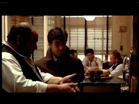 Clemenza's meatballs in The Godfather - YouTube