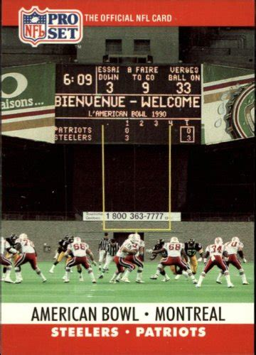 As Patriots Prep For Mexico City, A Look Back At Their