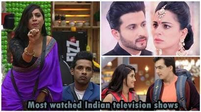 Most watched Indian television shows: Bigg Boss 11 climbs