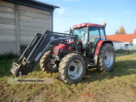 Case CS86, with Q950, before 2800 hours 2001 Agricultural