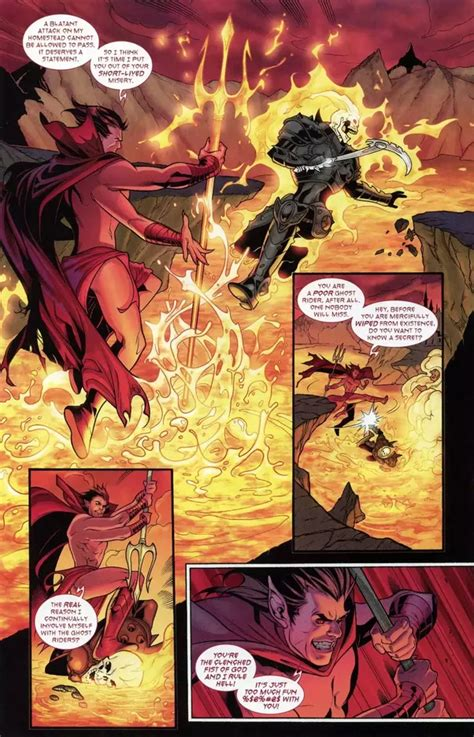 Who would win in a fight between Dormammu and Ghost Rider