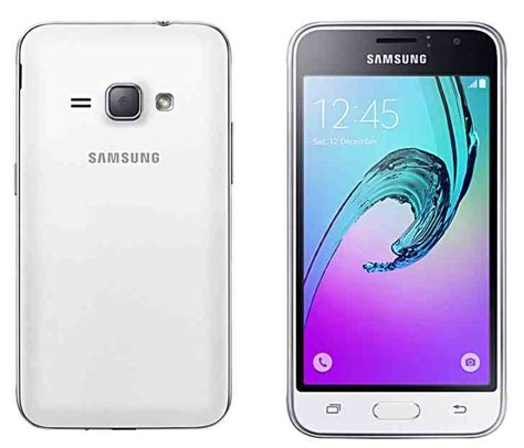 Samsung Galaxy J1 2016 is now official - NotebookCheck