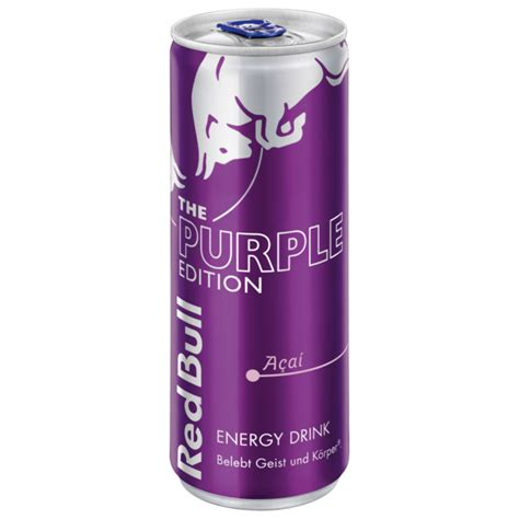 Red Bull Energy Drink Purple Edition 0,25l bei REWE online